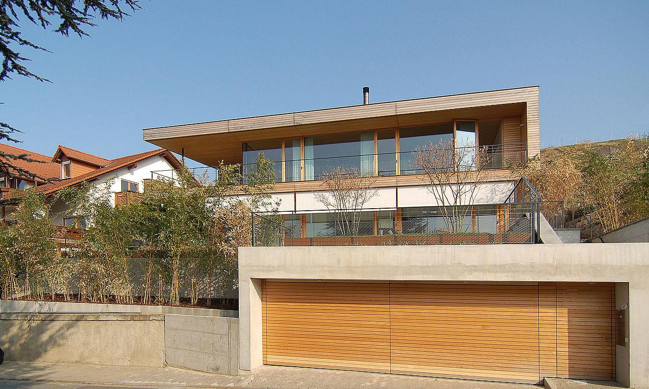 Architekt Bensheim detail - k_m architektur, daniel sauter - architekt