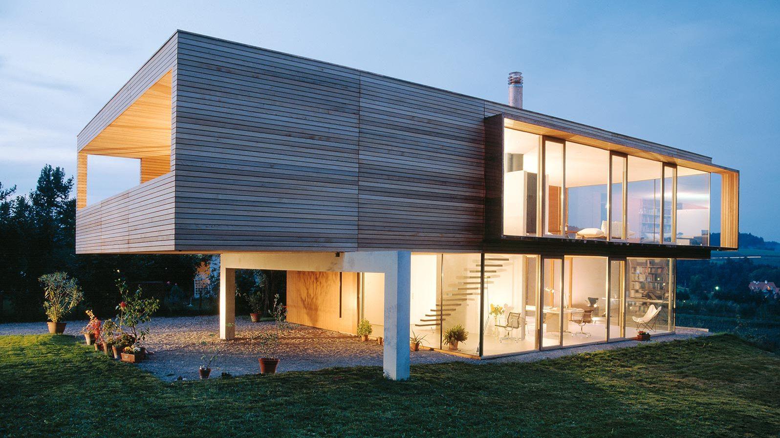 Willkommen K M Architektur Daniel Sauter Architekt